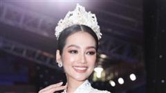 Cận cảnh nhan sắc mặn mà của Hoa hậu Trúc Diễm sau 5 năm 'làm vợ người ta'