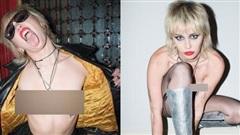 Miley Cyrus gây ra 'cơn địa chấn' với bộ ảnh tạp chí phản cảm đến đỉnh điểm, choáng nặng khi xem đến hình khoe 100% vòng 1
