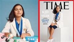 Khoa học gia 15 tuổi được tạp chí Time vinh danh 'Nhân vật nhí của năm' 2020