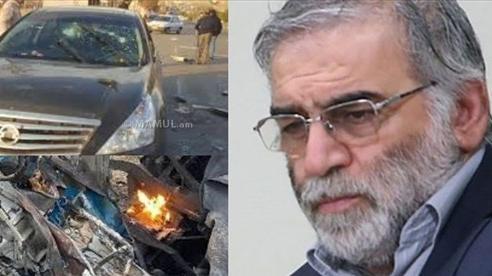 Đặc nhiệm Iran chính thức xác nhận loại vũ khí 'cực kỳ tinh vi' hạ sát chuyên gia hạt nhân