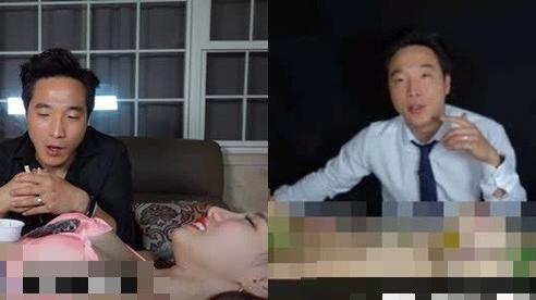 Làm clip ăn sushi 'không mặc gì' trên người bạn gái, nam Youtuber bị xóa video còn lên tiếng chỉ trích ngược