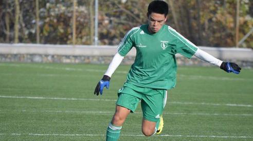 Cầu thủ Việt kiều là 'đồng môn' của Filip Nguyễn chính thức về thi đấu tại V.League