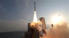 Hệ thống phòng thủ mới của Israel đánh chặn thành công tên lửa và máy bay không người lái