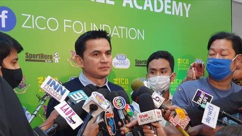 Kiatisuk tham vọng giúp HAGL dự cúp châu Á