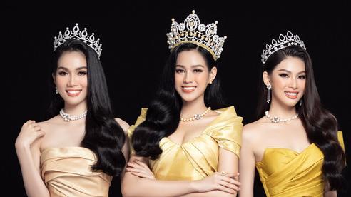 Soi nhan sắc Hoa hậu Đỗ Thị Hà và 2 Á hậu sau một tháng đăng quang