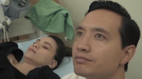 Hà Hồ hiếm hoi hé lộ Kim Lý bật khóc 3 lần khi cô mang thai, lên tiếng về tin đồn có bầu giả