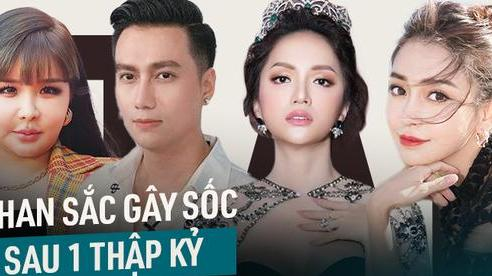 Những màn lột xác gây sốc nhất thập kỷ: Quá tiếc cho nhan sắc Việt Anh - Park Bom, Angela Baby - Hương Giang vụt sáng thành sao hạng A