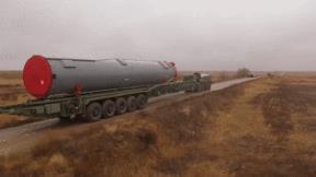 Nga triển khai tên lửa đạn đạo xuyên lục địa trực chiến ở Orenburg
