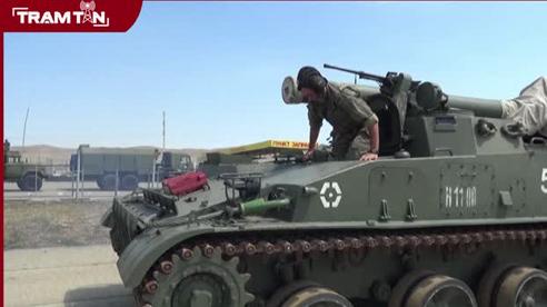 Nga triển khai 100 tiêm kích và 50 trực thăng tới căn cứ ở Crimea