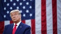 Không nhận thua cuộc, TT Trump bất ngờ ra động thái mới