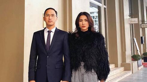 Tăng Thanh Hà đăng ảnh cùng chồng ra Hà Nội mà ai cũng phải xuýt xoa: 'Sang chảnh, quyền lực quá'