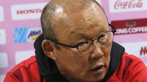 HLV Park Hang-seo tiết lộ cách dùng Văn Quyết, bật mí lời hứa 'nhạy cảm' của thủ môn ĐTVN