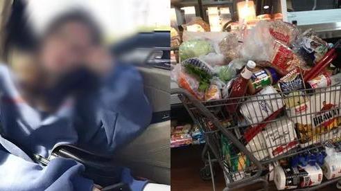 Đi siêu thị quên mang ví tiền, nhờ chồng quẹt thẻ thanh toán liền bị mắng 'lươn lẹo' giữa quầy thu ngân, song hành xử của vợ ngay sau đó mới thật sự bất ngờ