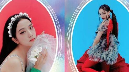Dân tình náo loạn vì bộ ảnh BLACKPINK hoá tiên tử: Jisoo - Rosé đẹp 'hết hồn', Jennie và Lisa đối lập đọ visual nghẹt thở