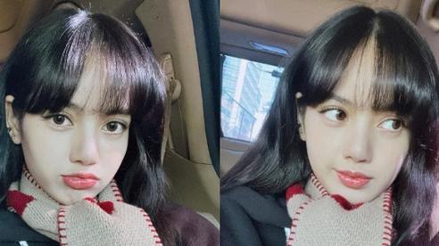 4 triệu người dậy sóng vì ảnh Lisa (BLACKPINK) đón Giáng sinh: Vén mái 200 tỷ, 'xinh xỉu' thế này soán ngôi visual của Jisoo mất thôi