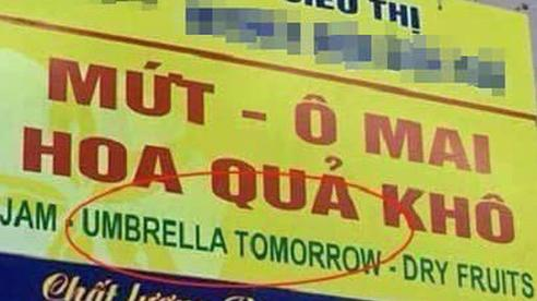 Cười ra nước mắt trước những thảm hoạ đặt tên đồ ăn bằng tiếng Anh, đặt niềm tin tuyệt đối vào 'chị Google Dịch' thì có ngày… toang!