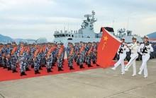 Mỹ 'níu chân' Trung Quốc ở biển Đông 110 ngày