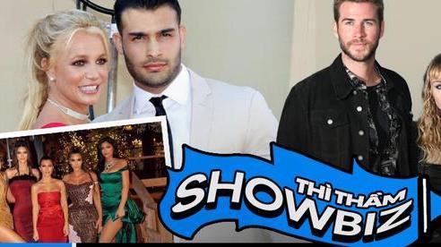 Thì thầm Hollywood: Miley Cyrus bị Liam kiện, gia đình Kardashian tan rã vì nợ 9 nghìn tỷ, Brad Pitt bị Angelina dọa tung clip mắng con