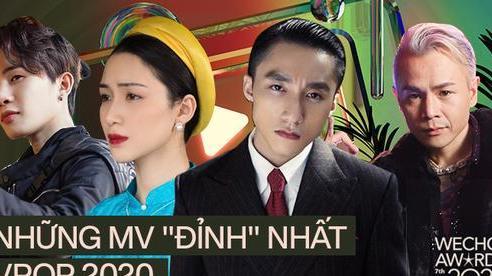Vpop 2020 ảm đạm nhưng vẫn có loạt MV 'đỉnh của chóp': Sơn Tùng M-TP và Jack vươn ra quốc tế, Binz - Hoà Minzy gây 'bão' diện rộng