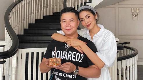 Không phải ông xã Louis Nguyễn, Tăng Thanh Hà lại ôm ấp và nói 'yêu anh' với người đàn ông lạ mặt