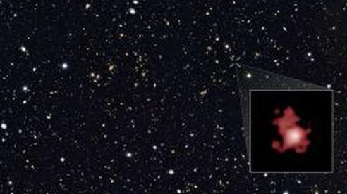 Nhìn về quá khứ 13,4 tỷ năm, các nhà khoa học tìm thấy thiên hà cổ xưa nhất trong vũ trụ