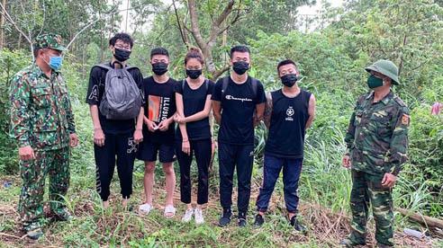 NÓNG: Lộ trình dày đặc của  5 người Trung Quốc nhập cảnh trái phép được phát hiện ở Thủ Đức - TP HCM