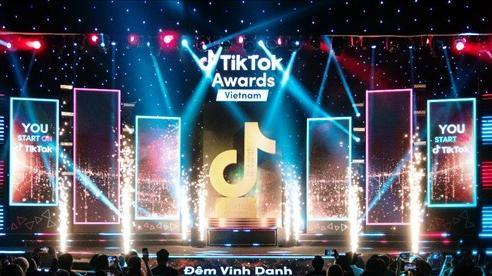 Những tài khoản đạt giải thưởng TikTok Awards trong lần đầu tổ chức ở VN