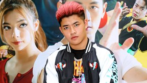 Rapper Tez 'bắt tay' cùng Mew Amazing hậu Rap Việt