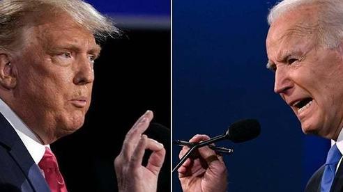 Sự khác biệt trong thông điệp cho mới của Donald Trump và Joe Biden