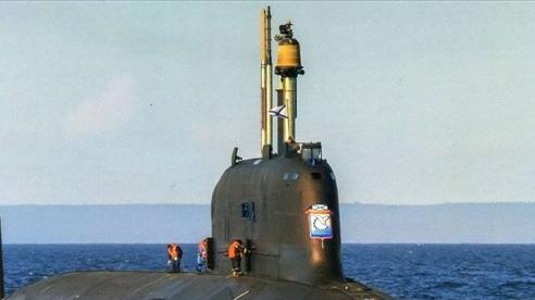 Nga công bố thời điểm trang bị tàu ngầm hạt nhân Kazan cho Hải quân
