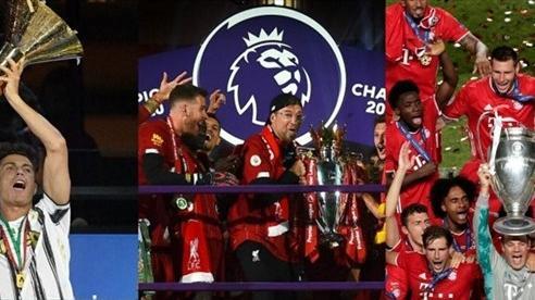Top 5 CLB bóng đá thành công nhất 2020