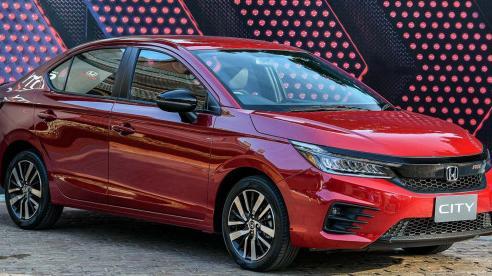 Giá xe ôtô hôm nay 1/1: Honda City 2021 dao động từ 529-599 triệu đồng