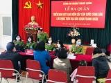 Hình ảnh ngày đầu cấp căn cước gắn chíp cho người dân Hà Nội