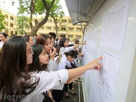 Các trường đại học tại TP.HCM thực hiện đa dạng phương thức tuyển sinh