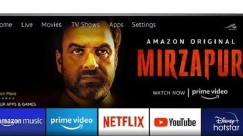 Tin tức công nghệ: Amazon ra mắt tivi thương hiệu riêng tại thị trường Ấn Độ