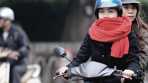 Không khí lạnh suy yếu, Bắc Bộ vẫn rét căm căm