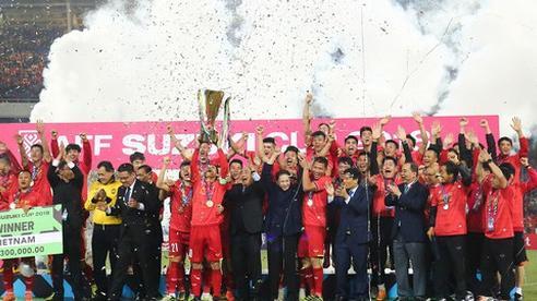 Bóng đá Việt Nam và những mục tiêu lớn trong năm 2021