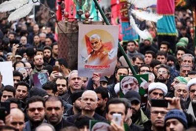 Thông điệp cứng rắn đầu năm của Iran