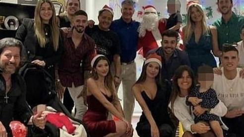 Sao Tottenham bị lên án vì tổ chức tiệc Giáng sinh tại nhà, phá vỡ quy định phòng chống COVID-19