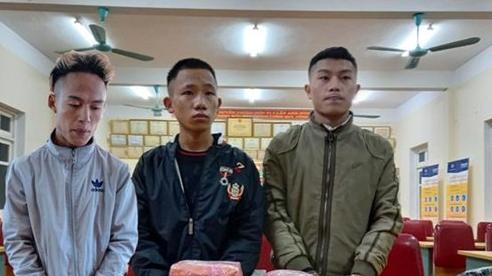 Nghệ An: Trùm ma túy bên Lào thuê học sinh vận chuyển lượng ma túy 'khủng'