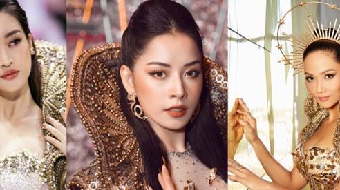 H'Hen Niê, Đỗ Mỹ Linh, Chi Pu so kè nhan sắc khi hóa 'nữ thần Mặt trời'