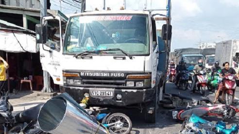 Tai nạn giao thông 3 ngày nghỉ lễ Tết Dương lịch: 67 vụ va chạm, 40 người tử vong