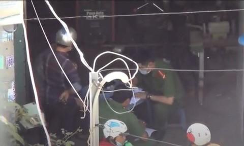 Người đàn ông tử vong bất thường tại xưởng sửa chữa máy ở Sài Gòn