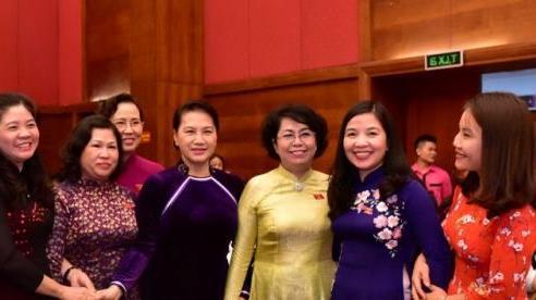 Phấn đấu 75% các cơ quan quản lý nhà nước có lãnh đạo chủ chốt là nữ