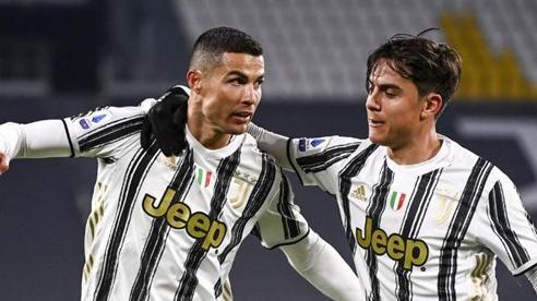 Juventus 4-1 Udinese: Năm mới bùng nổ của Ronaldo
