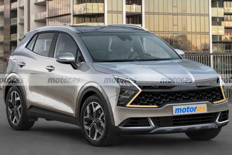 Kia Sportage nhiều khả năng sẽ ra mắt trong năm 2021 cùng 5 cái tên lớn khác của hãng xe Hàn Quốc