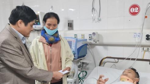 Sớm khắc phục hậu quả và xử lý nghiêm vi phạm trong vụ tai nạn lao động tại Nghệ An