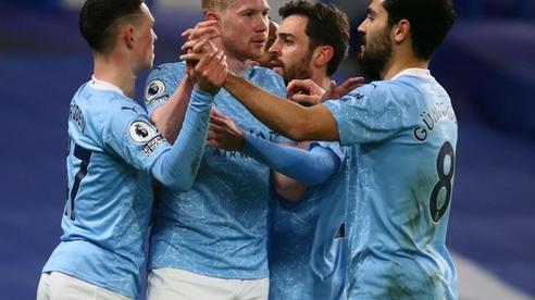 Chấm điểm Chelsea vs Man City: Foden, Guendogan rực sáng 'kéo sập' pháo đài Stamford Bridge