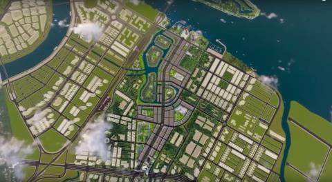 Vì sao CEO Group rút khỏi Riverine Cần Thơ City?