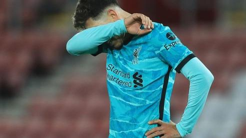 Có một Liverpool mệt mỏi và cạn kiệt ý tưởng trên sân